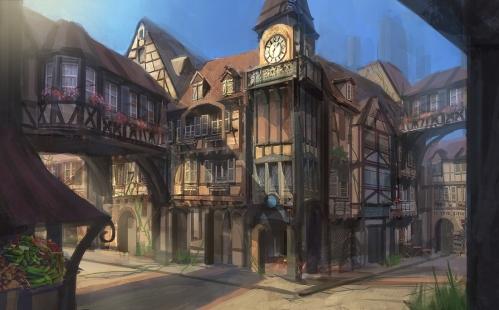 fantasy_town